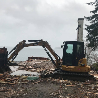 excavation services tacoma wa